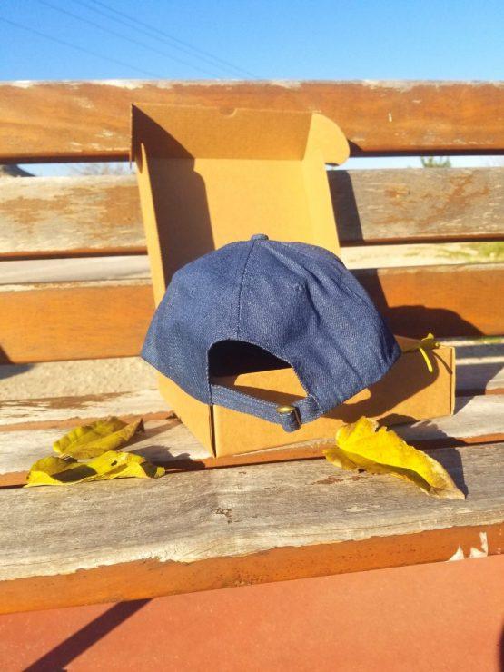 Gorra de moda urbana vaquera Hatink